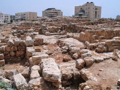 В Израиле нашли клад нумизмата