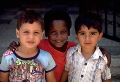 Ученые: Дети могут думать о смерти из-за расовой дискриминации