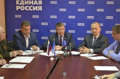 Николаю Валуеву порекомендовали баллотироваться в Госдуму по спискам
