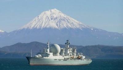 В России начались работы над созданием корабля для отслеживания запусков баллистических ракет