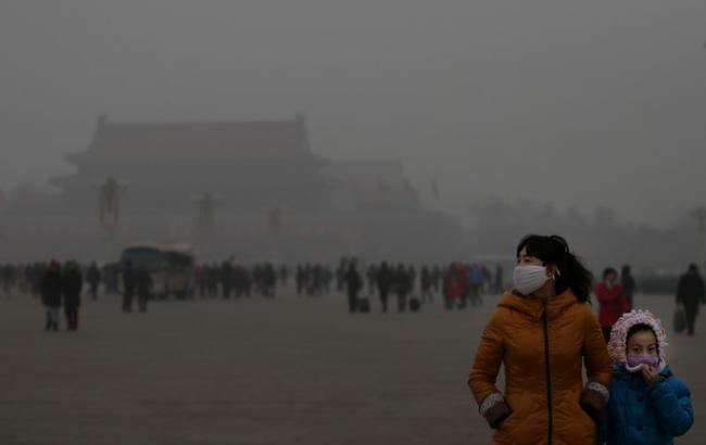 Ученые: Грязный воздух вызывает заболевание почек