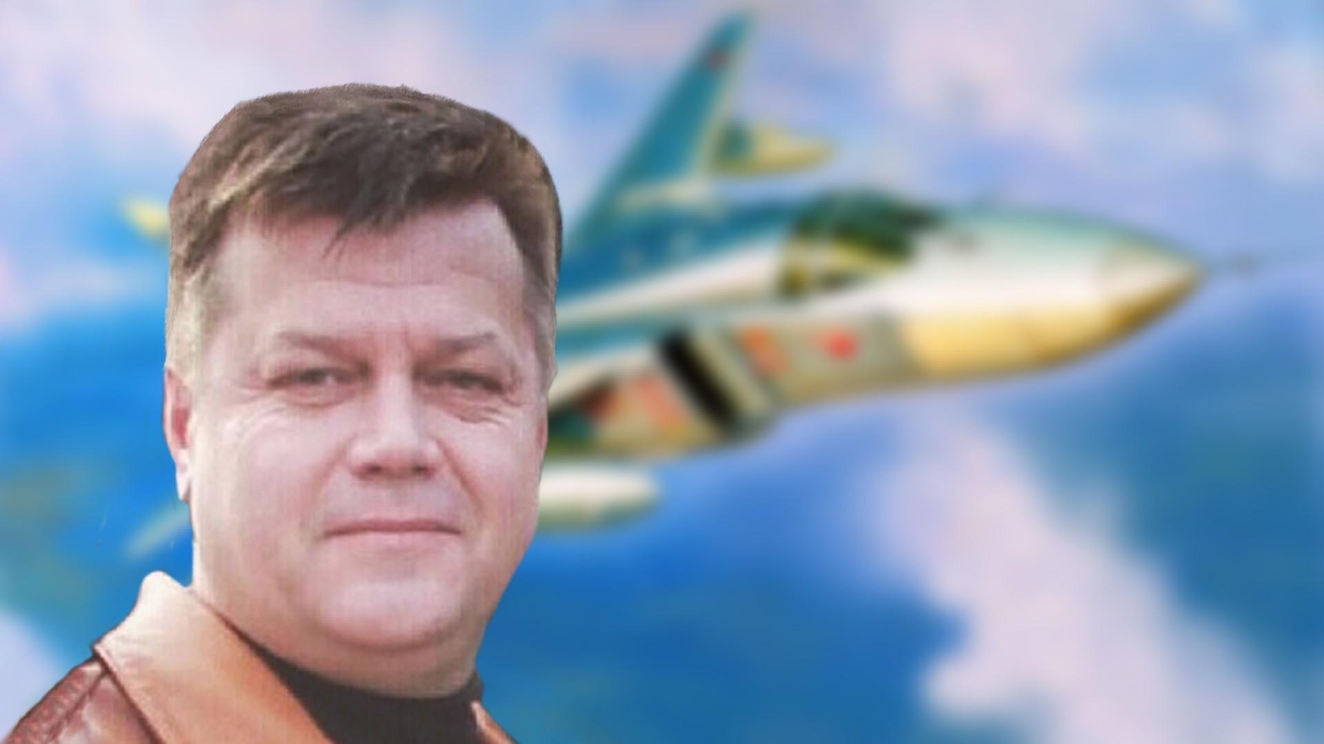 ВКемере хотят открыть парк вчесть погибшего пилота Су