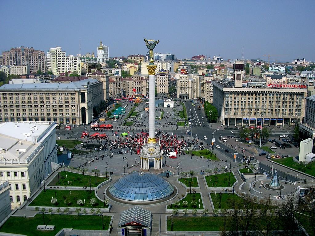 Харьков подал заявку напроведение «Евровидения»