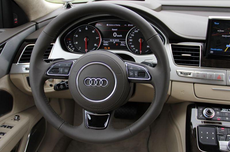 В Москве тестируют новый Audi Q5
