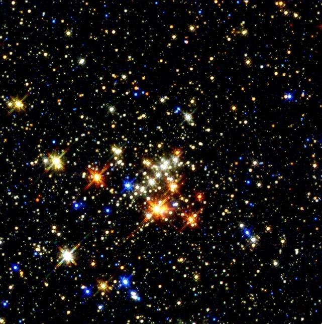 Исчезнувшие звезды могут вывести наслед инопланетян