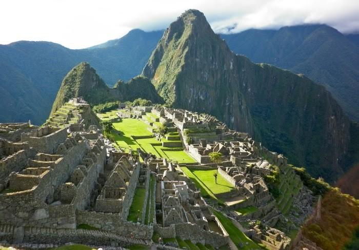 Ученые нашли в Мачу Пикчу ранее неизвестные наскальные рисунки