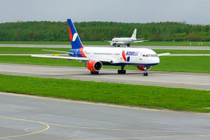 1-ый чартер из Российской Федерации вТурцию отменили вдень вылета