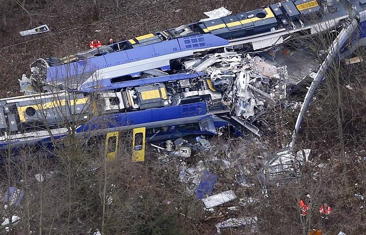 Путин выразил сожаления родным жертв столкновения поездов вИталии