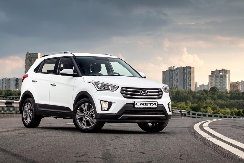 Дилеры озвучили цены на Hyundai Creta