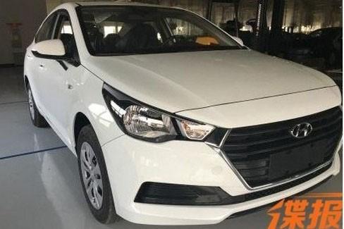 Дизайн Hyundai Solaris полностью рассекречен