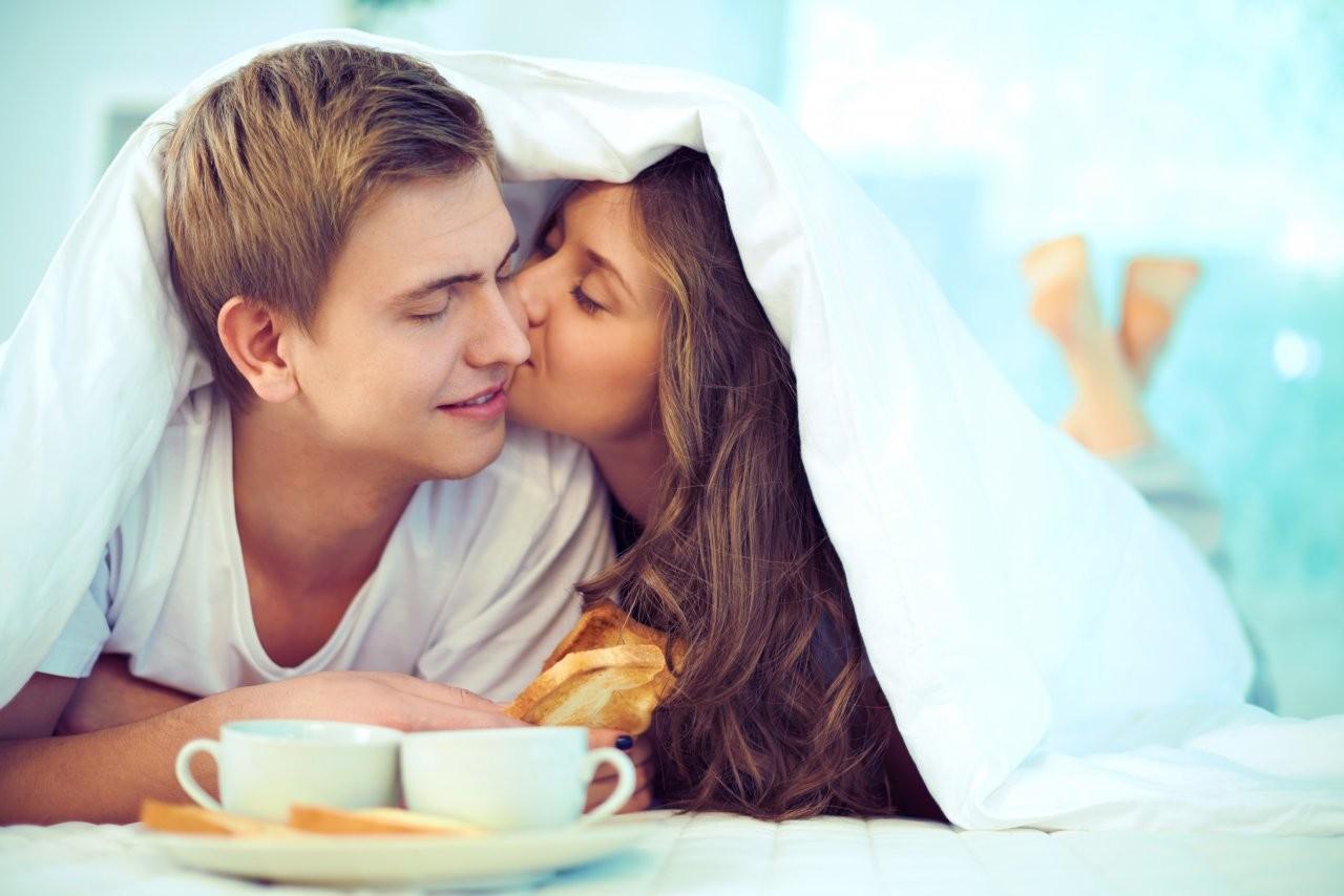 Ученые определили количество секса для лучших отношений всемье