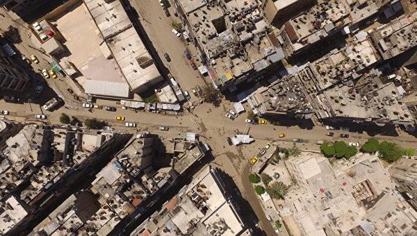 Россия испытала в Сирии беспилотники на водородном топливе