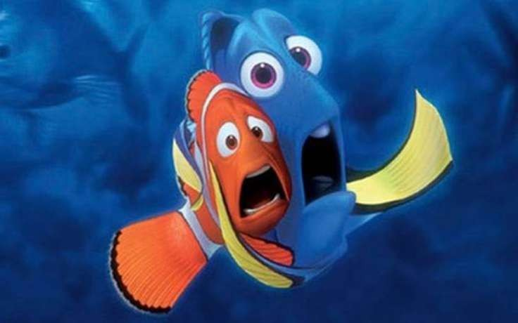 Мультфильм о голубой забывчивой рыбке Дори бьёт кассовые рекорды