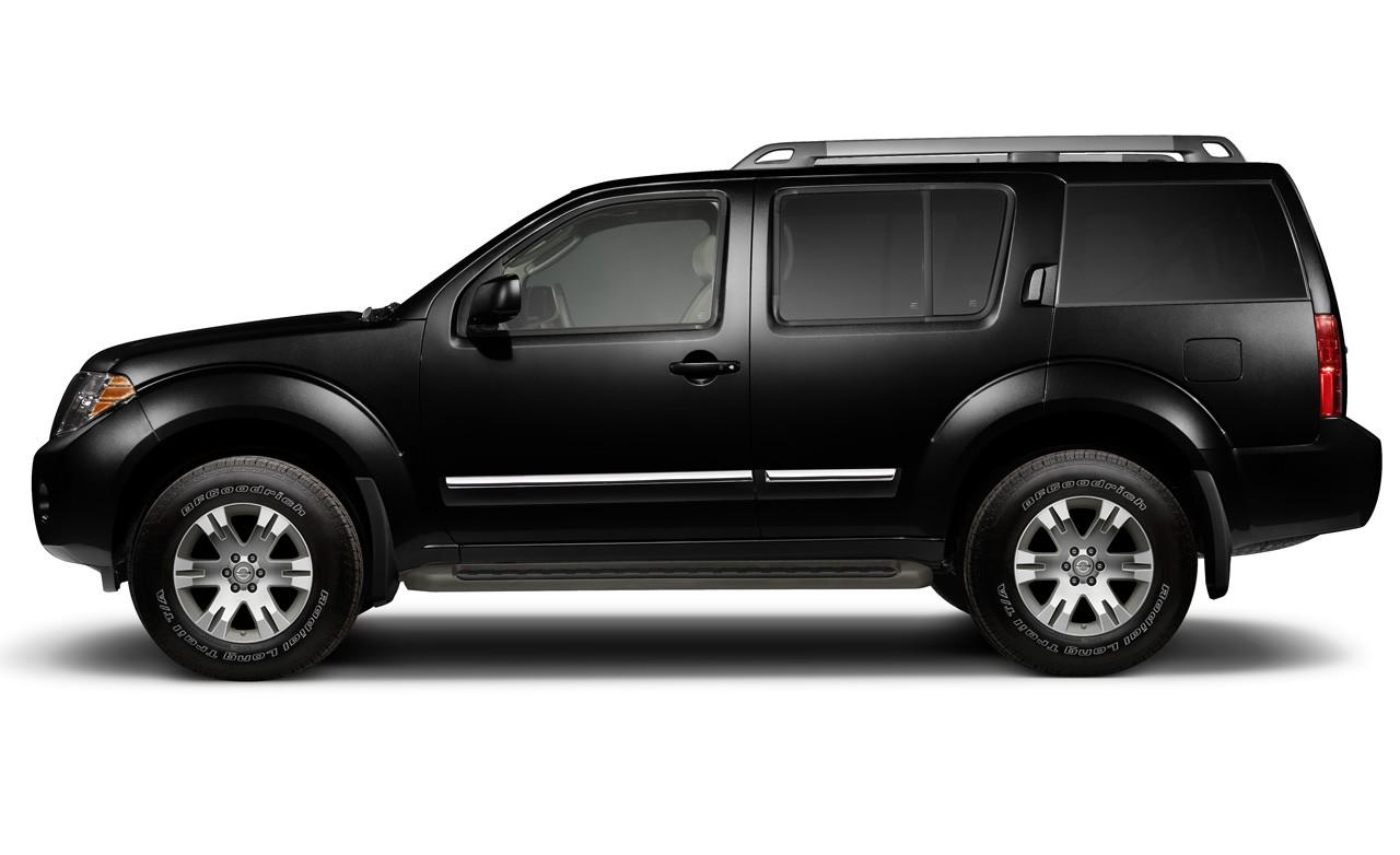 Внедорожник нового поколения Nissan Pathfinder появится в 2018 году