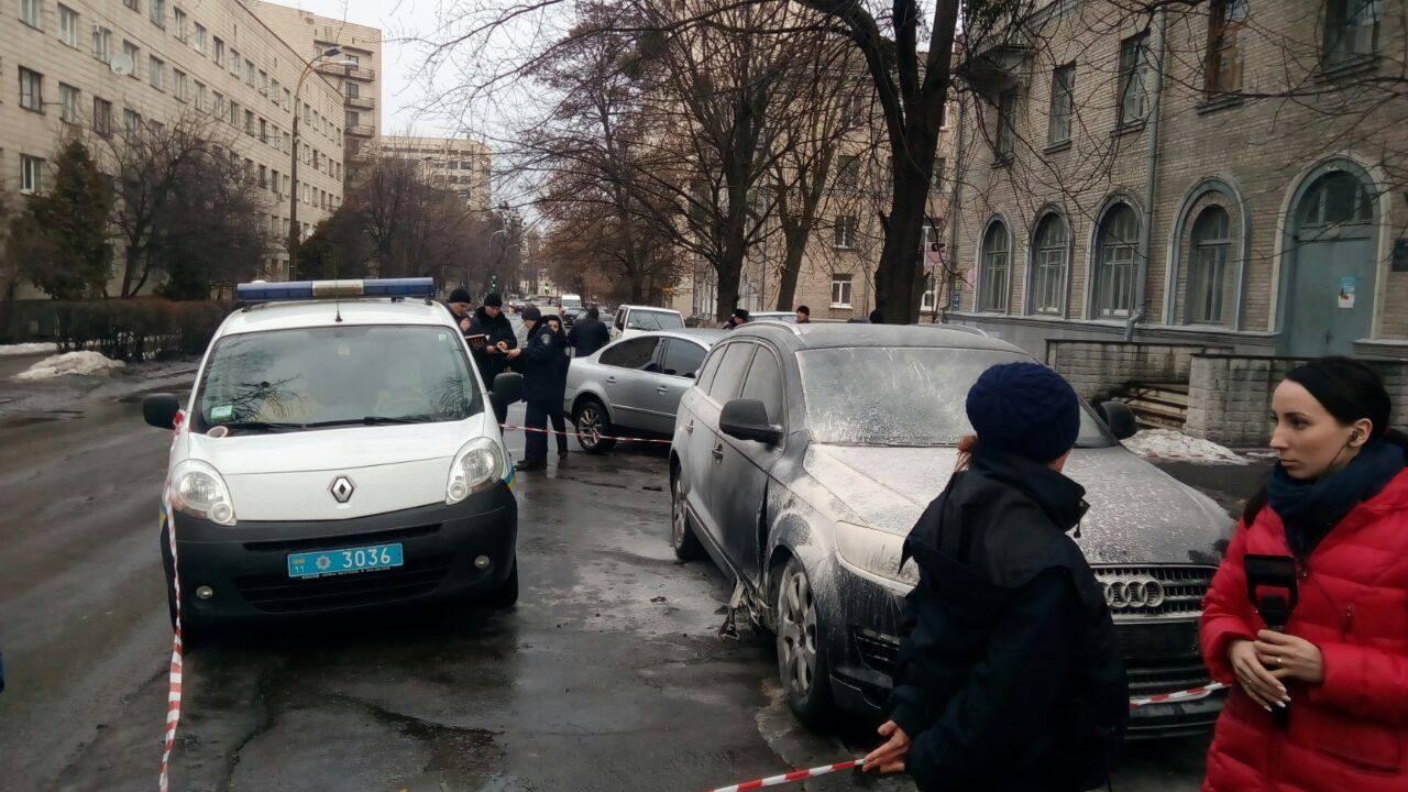 Шеремет был еще живой после взрыва. размещено видео погибели корреспондента