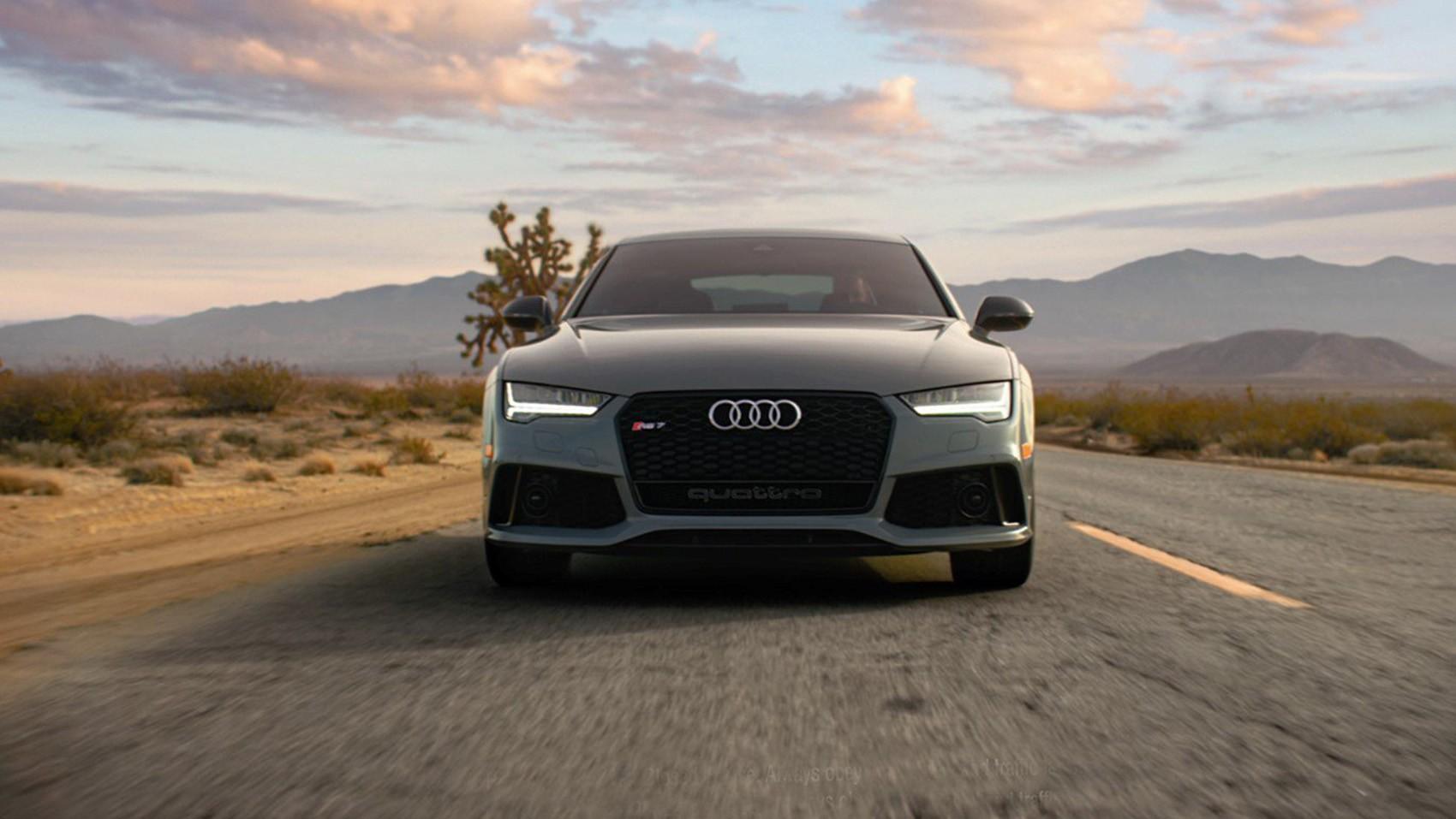 К 2020 компания Ауди выпустит три электромобиля