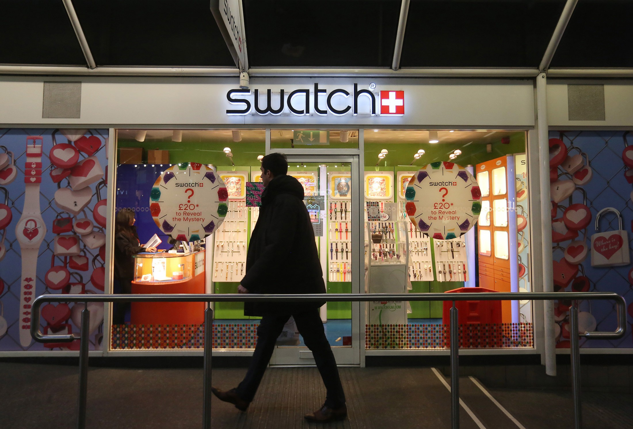 swatch group Learn about working at swatch group join linkedin today for free see who you know at swatch group, leverage your professional network, and get hired.