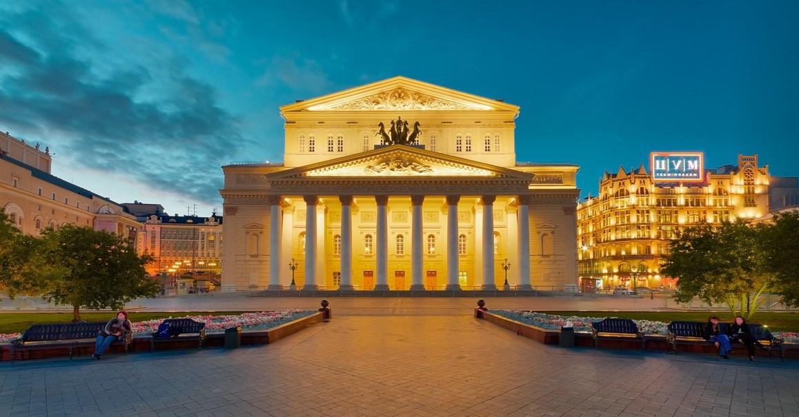 Балет Большого театра посетит Лондон с юбилейными гастролями