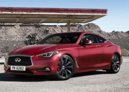 Новинка автомобиля марки Infiniti Q60 появится на мировых рынках