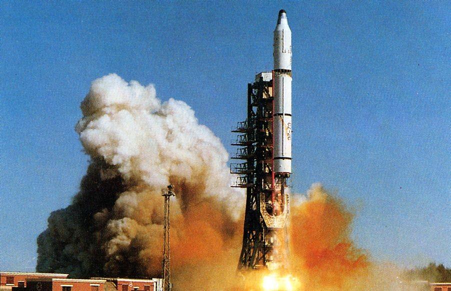В США обломки китайской ракеты приняли за НЛО