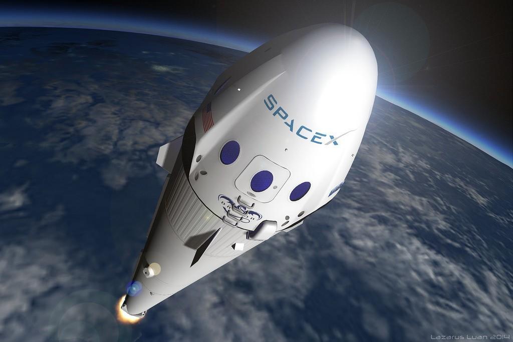 NASA разместило заявку напроведение пилотируемого полета кМКС