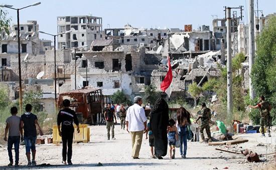 Власти Сирии открыли коридоры выхода изАлеппо