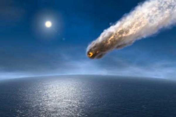Стали известны последствия падения гигантского метеорита на Землю
