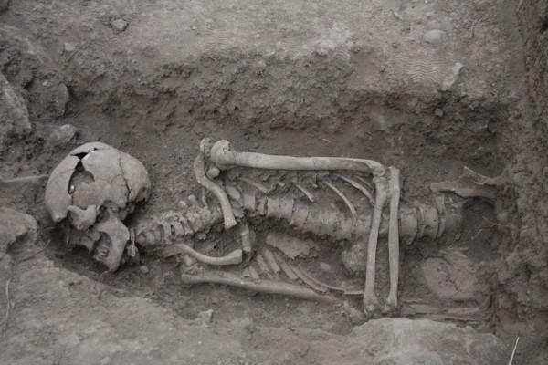 В Иерусалиме археологи обнаружили древнейшие захоронения