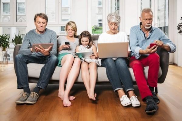 Контентом Google Play теперь можно делиться с семьей