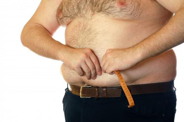 Учёные: Лишний вес укорачивает жизнь мужчины