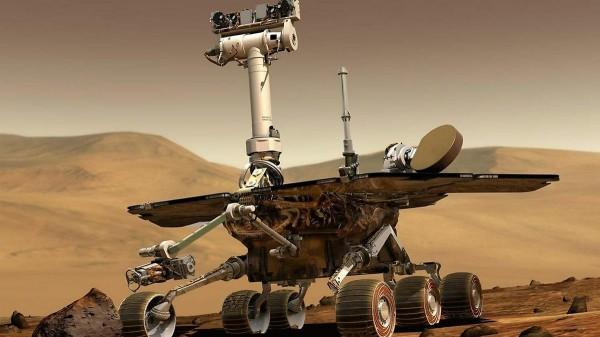 Пользователи интернета познакомились с новым марсоходом Curiosity 2.0