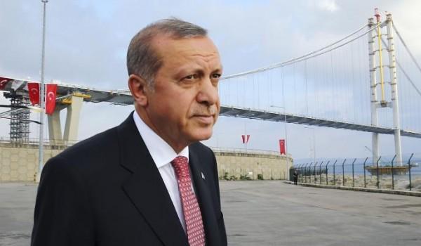 Эрдоган покинул страну в неизвестном направлении на частном самолёте