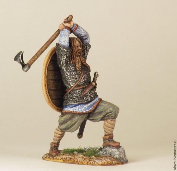 В Дании нашли самый большой топор викингов