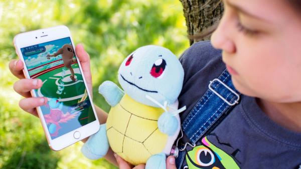 Pokemon Go может сделать Facebook дешевле на $  150 млрд