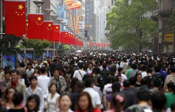 Китайцы за 100 лет подросли на 10 сантиметров