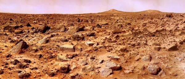 Ученые: Овраги на Марсе были образованы не водой