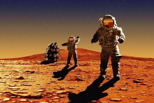 Радиация является причиной проблем с сердцем у исследователей Марса