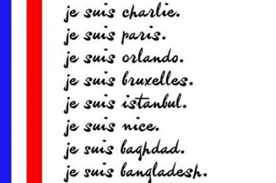 В Twitter запустили новый хештег #JeSuisÉpuisé