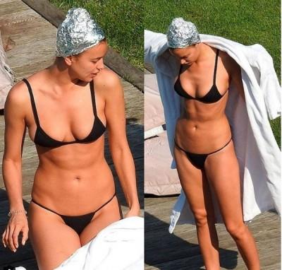 Ирина Шейк шокировала поклонников своим внешним видом