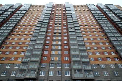 В Санкт Петербурге за июль ввод жилья в эксплуатацию увеличился в 2,5 раза