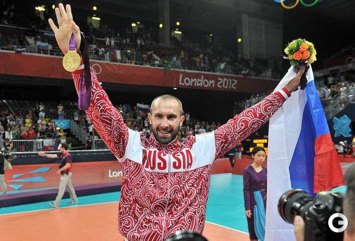 Российская Федерация выбрала знаменосца наОлимпийские игры вРио-де-Жанейро