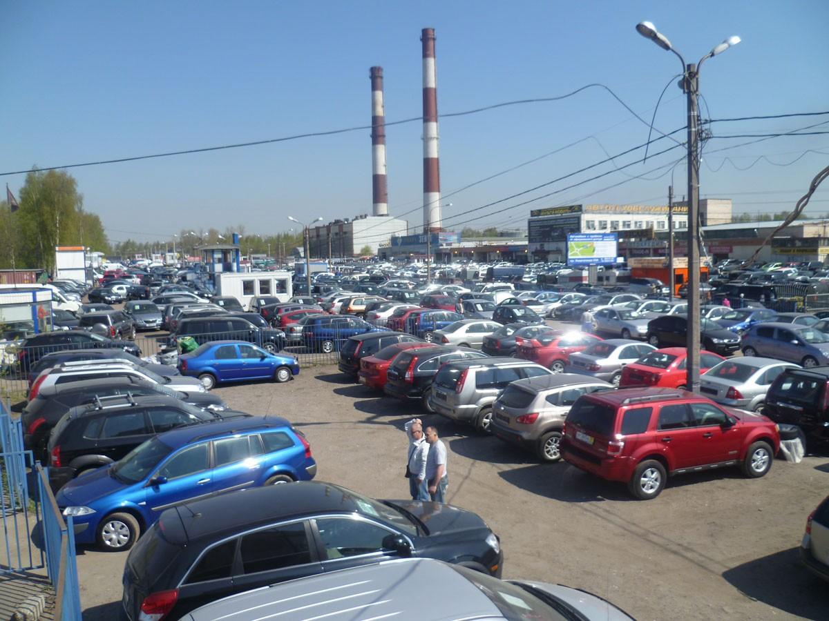 Спрос на известные автомобили в северной столице увеличился на8%