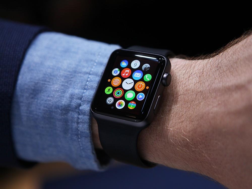 Самсунг запатентовала Apple Watch