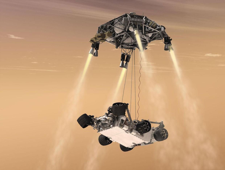Ученые: вскоре земляне услышат звуки Марса