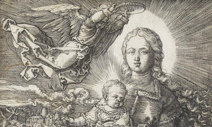 Наблошином рынке воФранции утраченную гравюру Дюрера продали занесколько евро