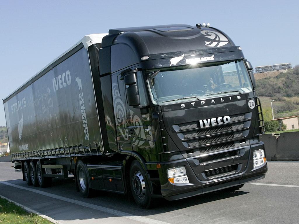 Фургон Iveco Stralis вскоре поступит в реализацию