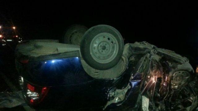 Девять человек погибли вДТП наСтаврополье