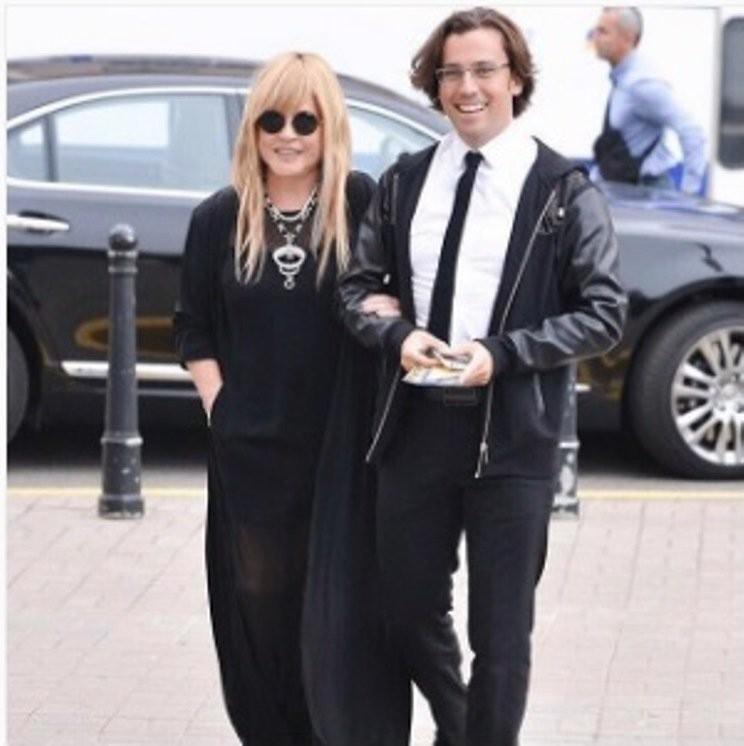 Алла Пугачева показало фото ссупругом Максимом Галкиным