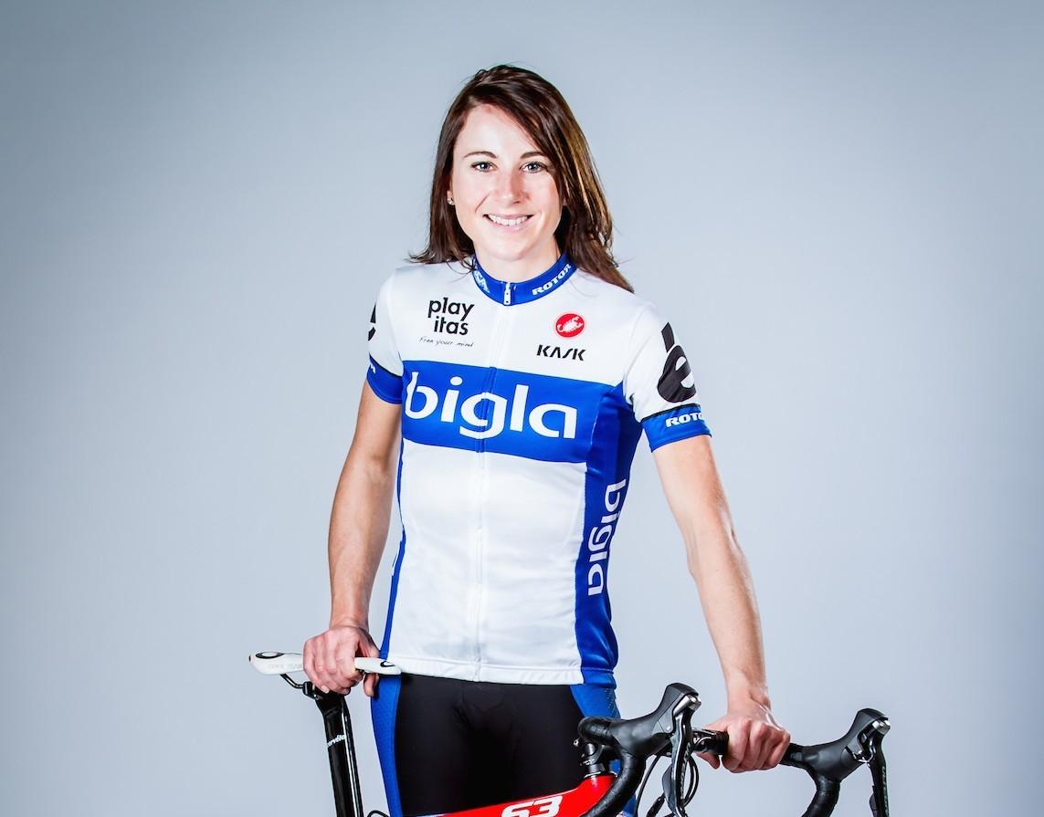 НаОлимпиаде вРио голландская велосипедистка сломала позвоночник