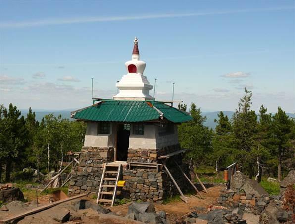 Снос буддийского храма нагоре Качканар оценили в1,5 млн руб.